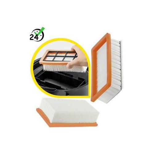 Karcher Płaski filtr falisty do ad, ✔sklep specjalistyczny ✔karta 0zł ✔pobranie 0zł ✔zwrot 30dni ✔raty 0% ✔gwarancja d2d ✔leasing ✔wejdź i kup najtaniej (4039784729209)