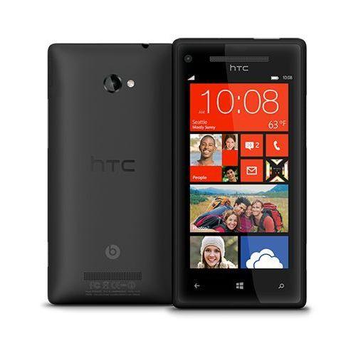 HTC Windows Phone 8X 16GB Czarny - Czarny \ 2 lata na terenie całego kraju + polskie menu + bez sim locka