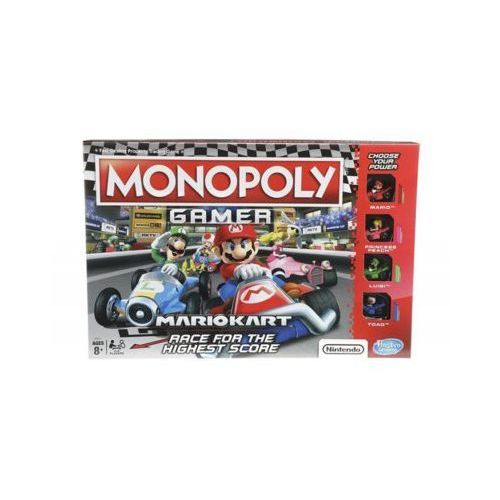 Hasbro Gra monopoly gamer mario kart - darmowa dostawa od 199 zł!!!