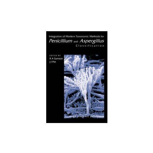 Integration of Modern Taxonomic Methods for Penicillium and Aspergillus Classification (9789058231598)