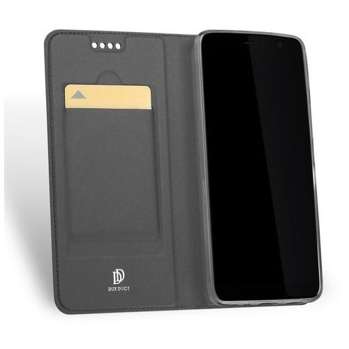 Etui DuxDucis SkinPro HTC U11 Plus Gray
