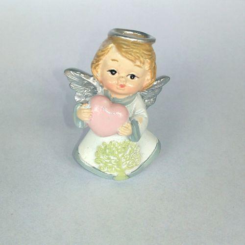 Praca zbiorowa Figurka aniołek 0985 (5902983902324)