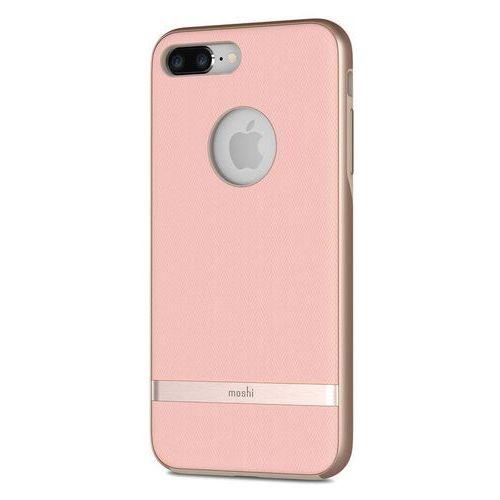 Moshi vesta - etui iphone 8 plus / 7 plus (blossom pink)