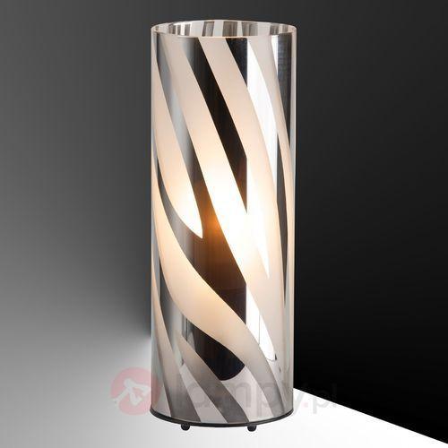 Lampa stołowa Wega Brilliant 24547/15, E27, 1 x 60 W, 230 V, (ØxW) 9.5 cmx26 cm, chrom