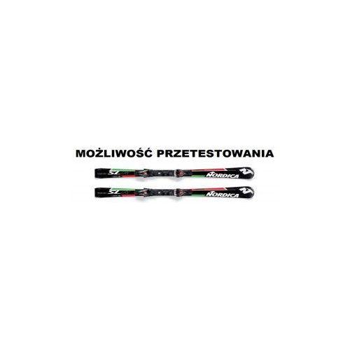 Narty NORDICA Dobermann SLR RB EVO + NPRO X-CELL EVO 160 CM