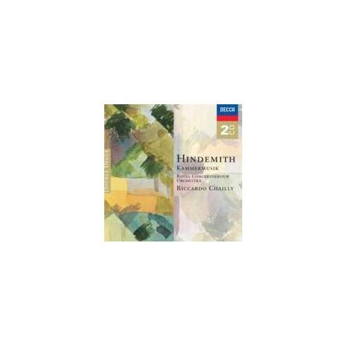 Kammermusik (complete), marki Universal music / decca