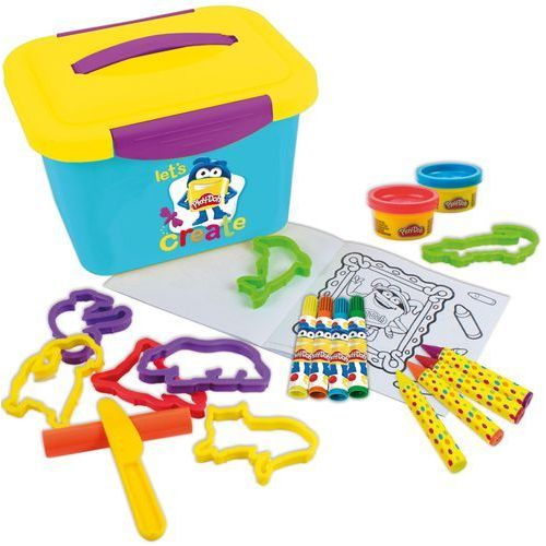 Play-doh Playdoh zestaw mały warsztat - tm toys (3517132201559)