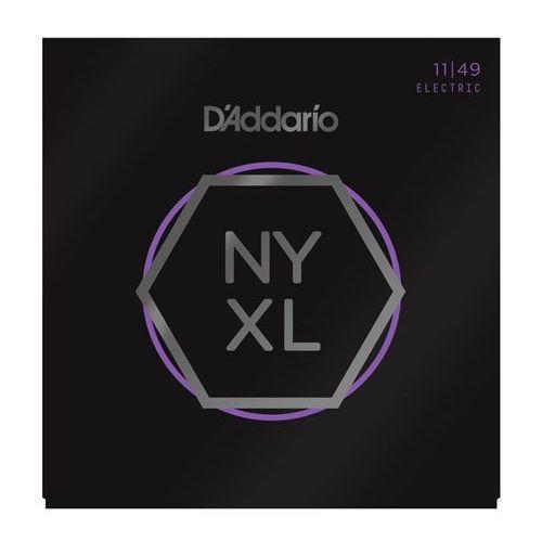D'ADDARIO NYXL 11-49 GITARA ELEKTRYCZNA z kategorii Gitary elektryczne