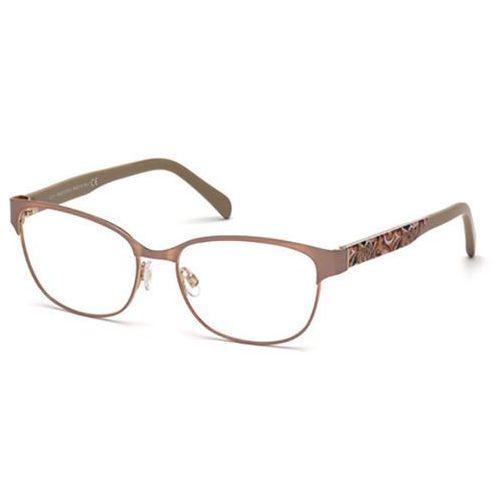 Okulary korekcyjne ep5016 074 marki Emilio pucci