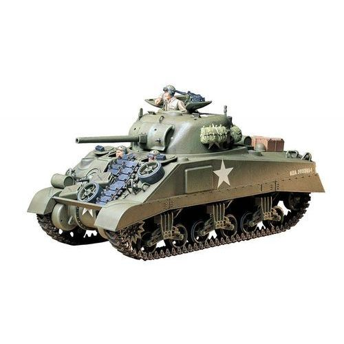 Tamiya U.S. Medium Tank M4 Sherman (4950344996193)