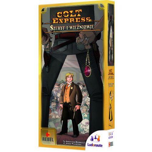 Colt Express. Szeryf i Więźniowie - Rebel