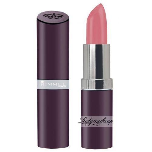RIMMEL - Lasting Finish Lipstick - Szminka intensywny kolor - 214 - FIRECRACKER z kategorii Szminki