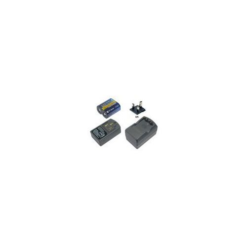 Bati-mex Ładowarka cr-p2 230v + 1 szt. akumulatora cr-p2 500mah li-ion 6.0v