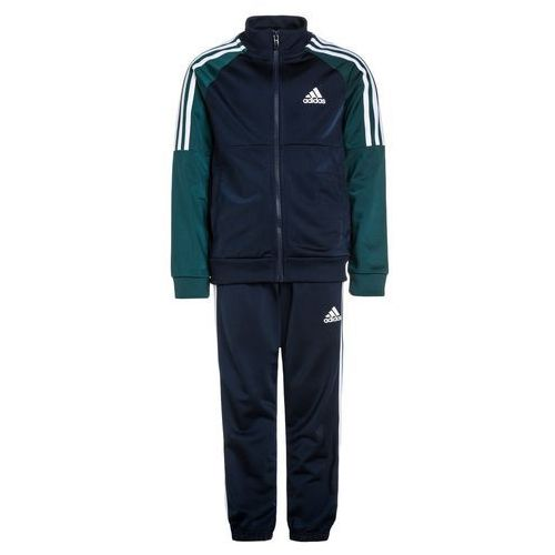 adidas Performance TIBERO Dres collegiate navy/mystery green/white