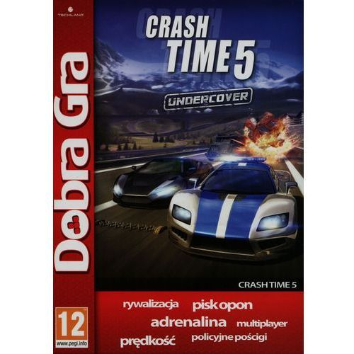 Crash Time 5 Undercover (PC)