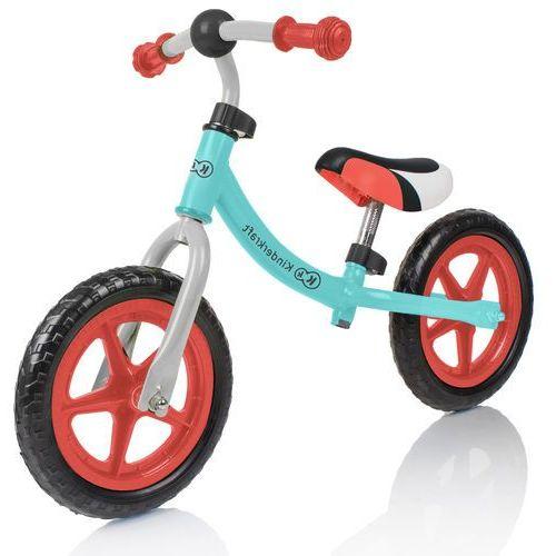 Rowerek biegowy moov miętowy + zamów z dostawą jutro! + darmowy transport! marki Kinderkraft