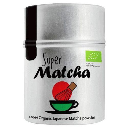 Super matcha bio 40g  marki Diet-food