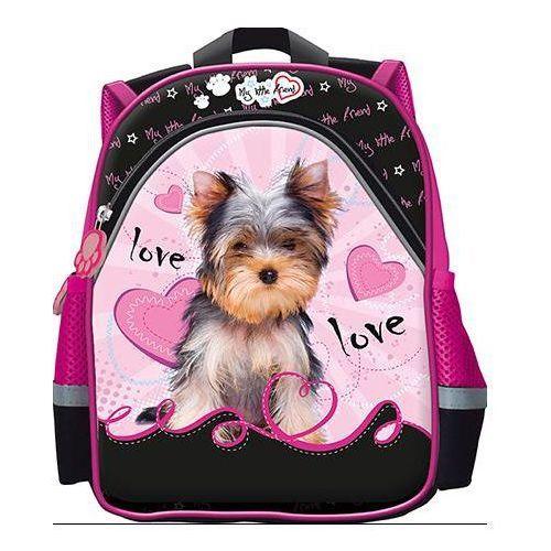 St. majewski My little friend plecak szkolno-wycieczkowy 12'' york 241000, kategoria: tornistry i plecaki