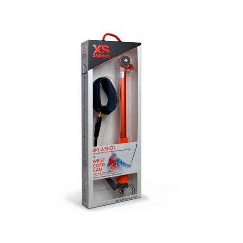 Xsories  zestaw big u-shot + cord pomarańczowy
