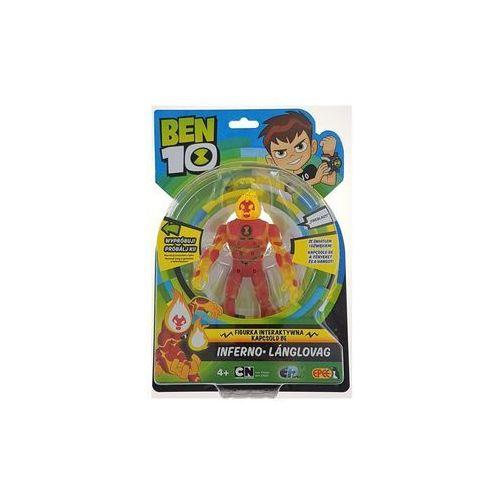 Epee Ben 10 figurka deluxe 15 cm inferno - (8595582229380)