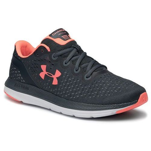Under armour Buty - ua charged impulse 3021950-401 gry