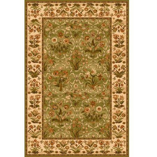 Dywan isfahan olandia oliwka 160x240 marki Agnella