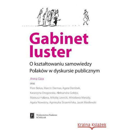 Gabinet luster. O kształtowaniu samowiedzy Polaków w dyskursie publicznym, Scholar