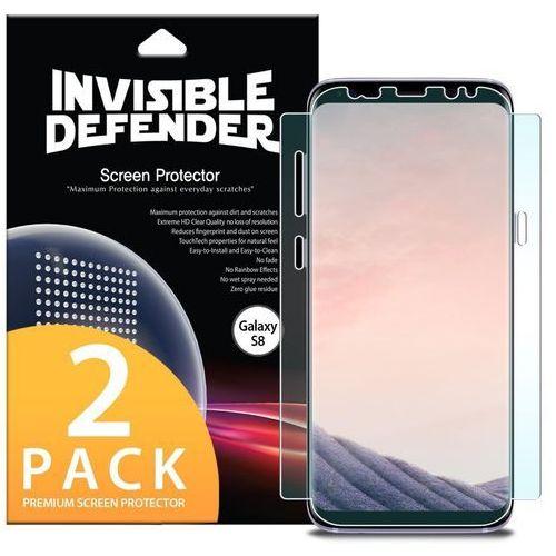 Folia Ringke Invisible Defender Samsung Galaxy S8 Full Cover (8809525019113)