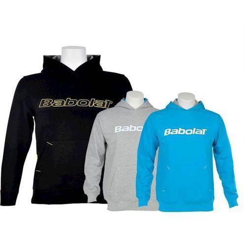 Babolat Bluza  sweat training bacis unisex l czarny (3324921225586)