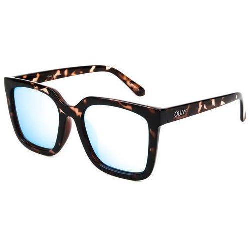 Okulary słoneczne quay australia qu-000159 genesis tort/blue marki Quay australia