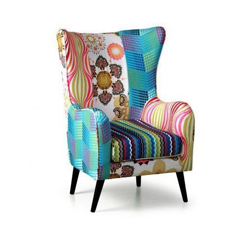 Krzesło patchwork- uszak marki B2b partner
