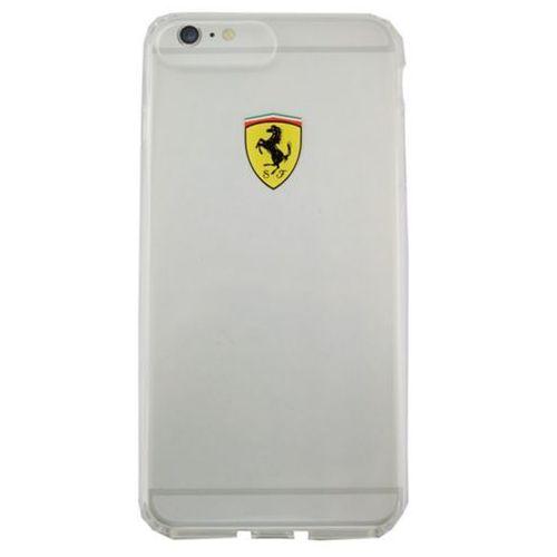 Ferrari Etui Hard do iPhone 7 PLUS (FEHCP7LTR1) Darmowy odbiór w 20 miastach!, kolor Ferrari