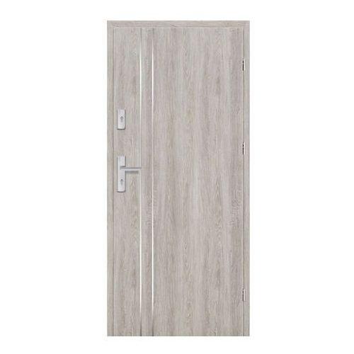 Drzwi wewnątrzklatkowe Ateron Lux 80 prawe dąb szary (5903292061382)