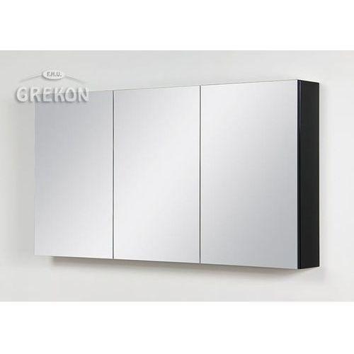 Szafka wisząca z lustrem 120x65 seria Fokus C