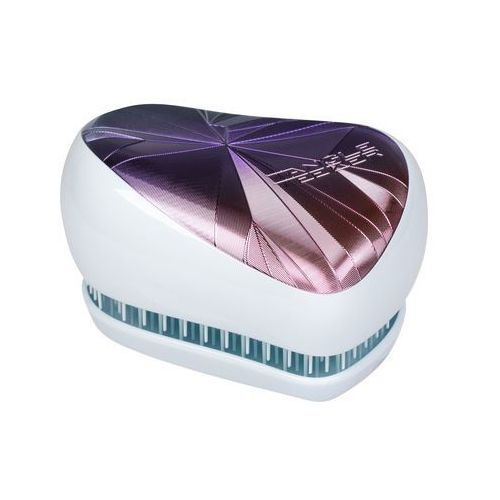 Tangle Teezer Compact Styler Smashed Holo szczotka do włosów 1 szt dla kobiet Blue, 97092