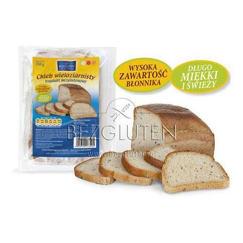Chleb wieloziarnisty bezglutenowy 300g Bezgluten (pieczywo)