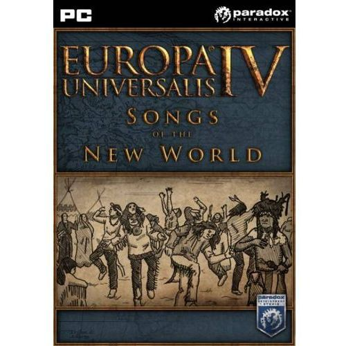 Europa Universalis 4 Songs of the New World (PC)
