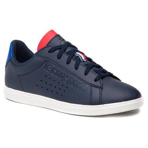 Sneakersy - courtset gs sport 1910311 dress blue/cobalt/pure red marki Le coq sportif