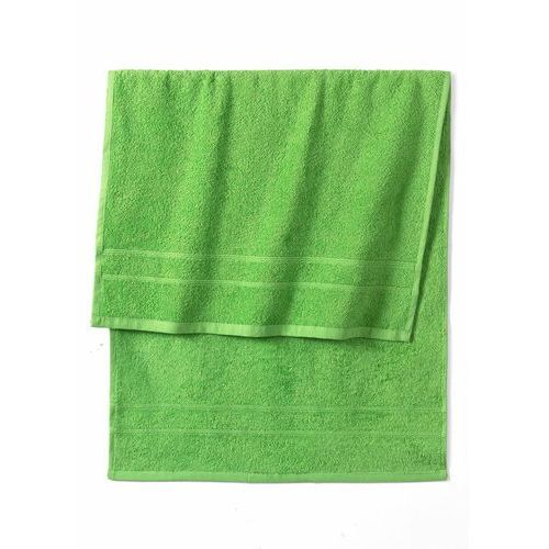 Bonprix Ręczniki z ciężkiego materiału zielone jabłuszko