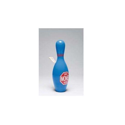 KARE Design:: Skarbonka Bowling 30cm (niebieska), 34667