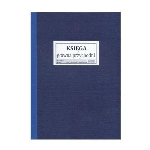 Księga główna przychodni / oprawa twarda [Mz/Ks-1a]