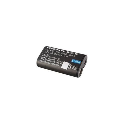 Akumulator DB-50 / KLIC-8000 1600mAh (Ricoh) z kategorii Akumulatory dedykowane