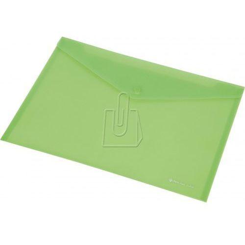 Koperta Focus C4535 A4 przezroczysta zielona - 0410-0030-04 (5902156009836)
