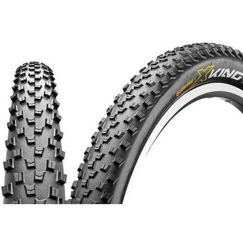 """Continental Opona x-king sport czarny / gęstość oplotu: 3/180 tpi / rozmiar koła: 29"""" / szerokość: 2,4 / typ: drutowa (4019238744217)"""