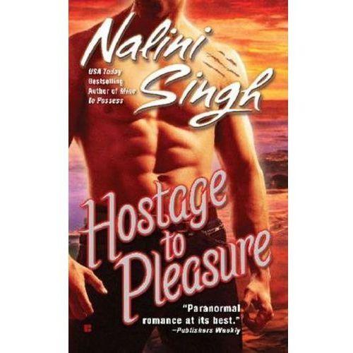 Hostage to Pleasure. Gefangener der Sinne, englische Ausgabe