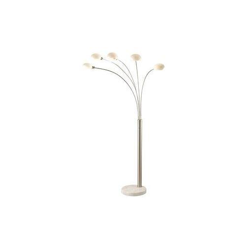 Lampa podłogowa Globo Classic Style 5X40W E14 satyna 58224 (9007371176250)