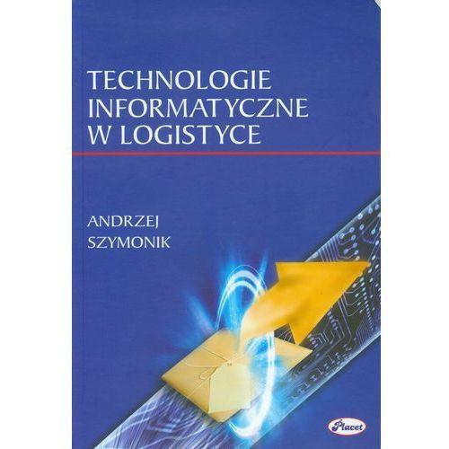 Technologie informatyczne w logistyce, oprawa miękka