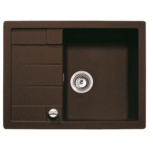 Teka Zlew astral 45 b-tg czekoladowy brąz (40143512) (zamów wycięcie otworów gratis)