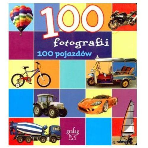 100 fotografii 100 pojazdów, książka w oprawie twardej