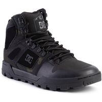 Sneakersy - pure high-top wr boot adyb100006 black/camouflage marki Dc